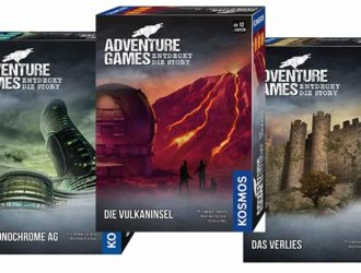 Spielreihe Adventure Games