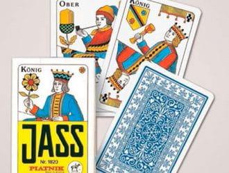 Kartenspiel Jass