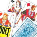 Piquet Kartenspiel von Piatnik
