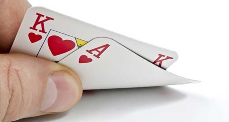 Idealer Start für Poker, Top für Black Jack