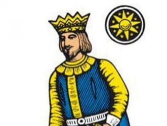 Scopa: Spielkartensymbol