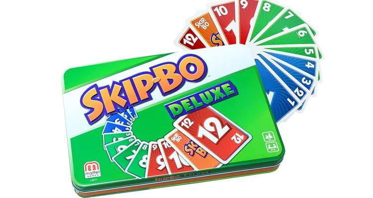 Skip-Bo in einer Deluxe-Ausgabe