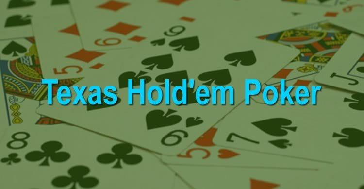 Kartenspiel Texas Hold'em Poker