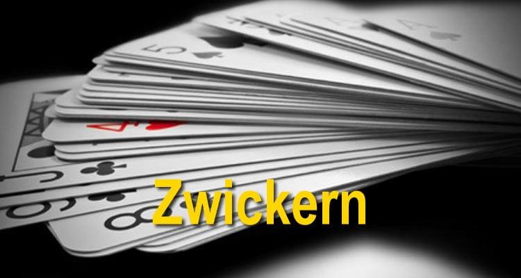 Kartenspiel Zwickern
